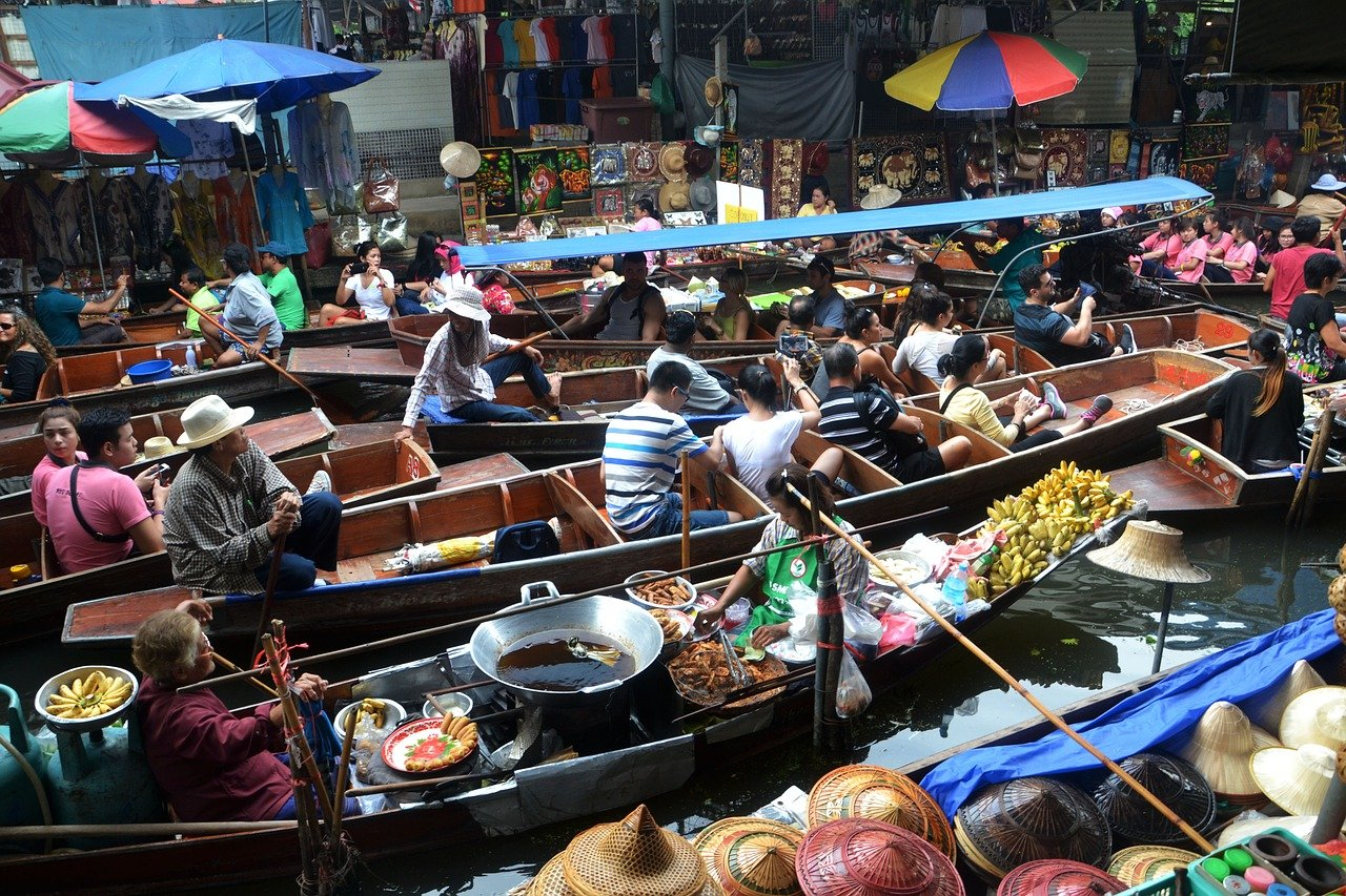 The Best Places To Take Tourists In Bangkok If You Work As A Tour Guide